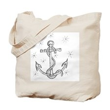 anchor2 Tote Bag