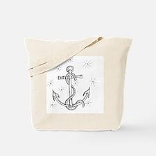 anchor2 Tote Bag