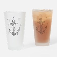 anchor2 Drinking Glass