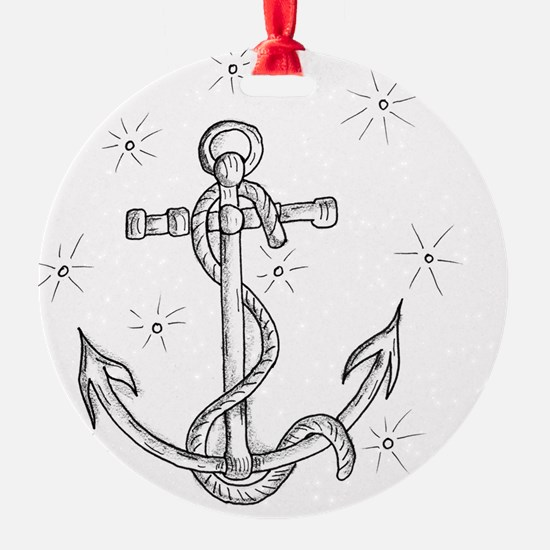 anchor2 Ornament