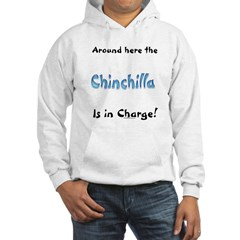 Chin In Charge Hoodie