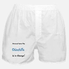 Chin In Charge Boxer Shorts