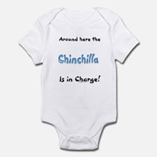 Chin In Charge Infant Bodysuit