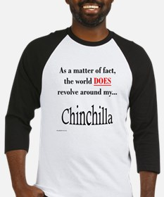 Chinchilla World Baseball Jersey