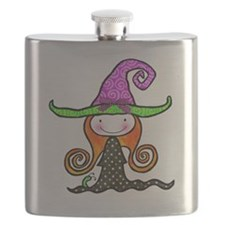 Tabitha Witchy Flask