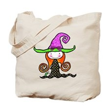 Tabitha Witchy Tote Bag