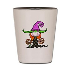 Tabitha Witchy Shot Glass