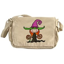 Tabitha Witchy Messenger Bag