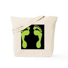 werewolf-track-grn-FF Tote Bag