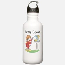 fireman little squirt Water Bottle