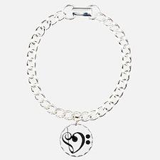 Musical-Heart Bracelet