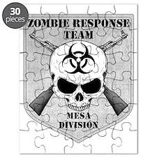 Zombie Response Team Mesa Puzzle