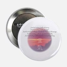 Reiki Principles Button
