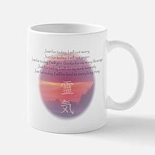Reiki Principles Mug