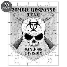 Zombie Response Team San Jose Puzzle