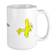 flightofthebumbliebanner1 Mug