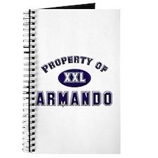 Property of armando Journal