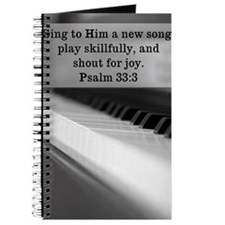 Piano - mouse pad Journal