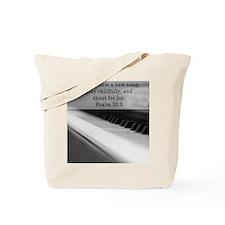 Piano - mouse pad Tote Bag