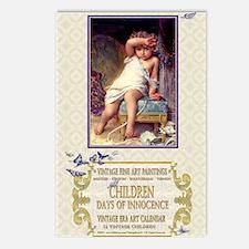 1 A MUNIER BROKEN VASE Postcards (Package of 8)