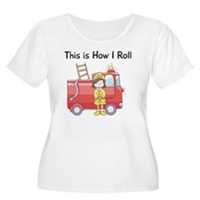 firefighter g T-Shirt