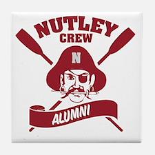 nutley_shirt Tile Coaster