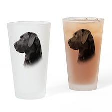 portrait7 Drinking Glass