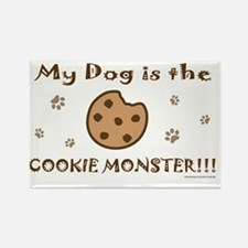 Dogcookie Rectangle Magnet