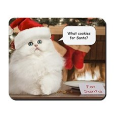 cookies_note_front Mousepad