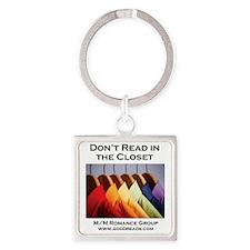 ClosetShirts Square Keychain
