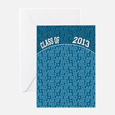 flip_flops_class_of_2013 Greeting Card