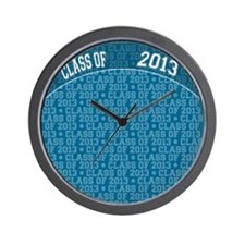 flip_flops_class_of_2013 Wall Clock