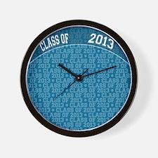 flip_flops_class_of_2013 Wall Clock