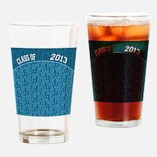 flip_flops_class_of_2013 Drinking Glass