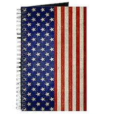 flip_flops_antique_american_flag Journal