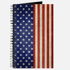 flip_flops_antique_american_flag Journal