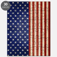 flip_flops_antique_american_flag Puzzle