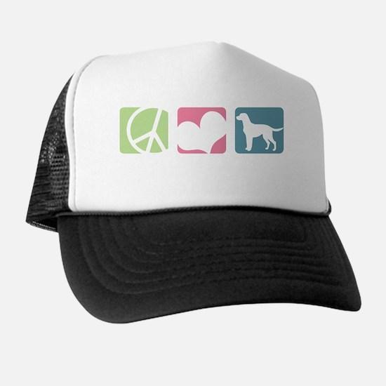 peacedogs2 Trucker Hat