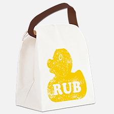 ducknrub Canvas Lunch Bag