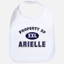 Property of arielle Bib