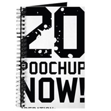 20 Poochup Now! Journal