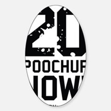 20 Poochup Now! Decal