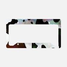 Camo Style License Plate Holder