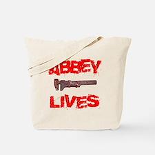 abbey_lives Tote Bag