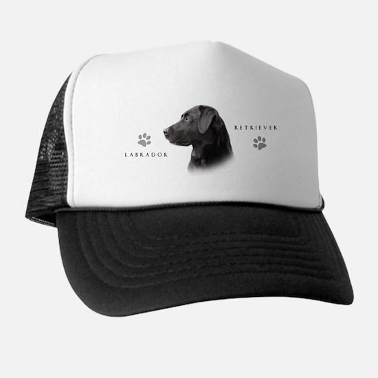 portrait8 Trucker Hat