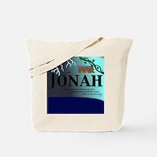 Jonah Poster Tote Bag