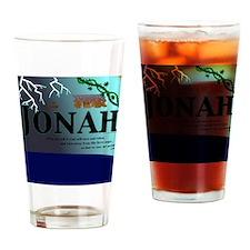 Jonah Poster Drinking Glass
