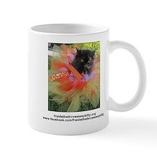 Cool Freida, the throw away kitty Mug
