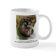 Unique Freida, the throw away kitty Mug