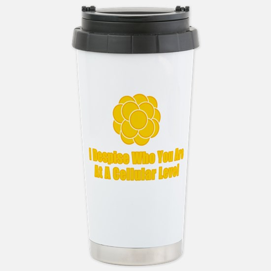 despise Stainless Steel Travel Mug